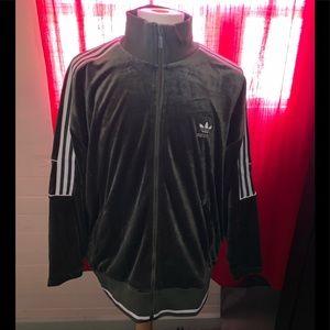 Adidas track jacket-NEW